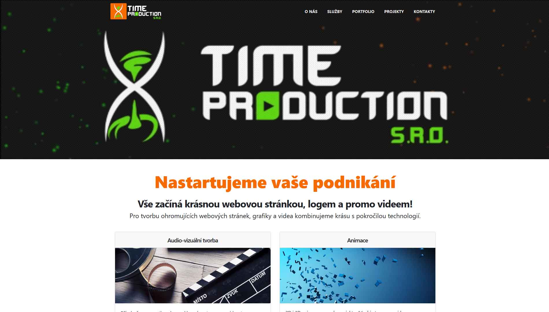 Time production s.r.o.